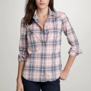 J. Crew The Perfect Shirt